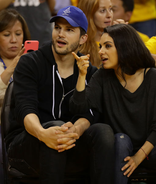 Ashton Kutcher Accidentally Reveals Sex of Baby #2 — Is It a Boy or a Girl?