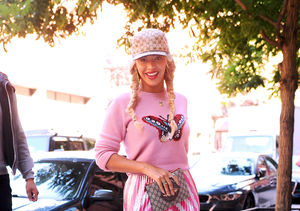 Beyoncé's Pink Lady Look! Love It or Not So Much?