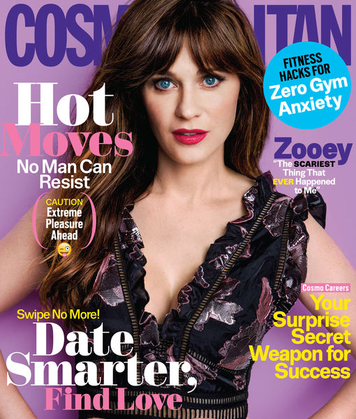 Why Zooey Deschanel Took a Social Media Break