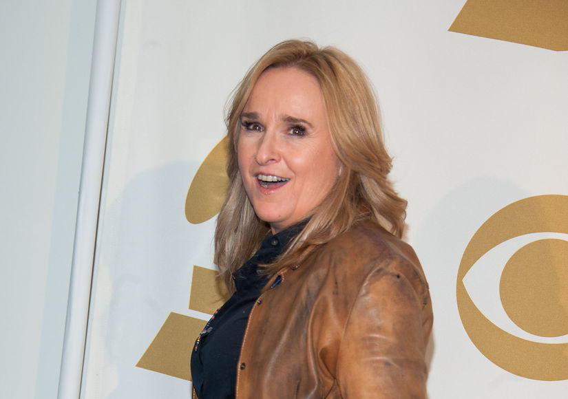 Melissa Etheridge Arrested