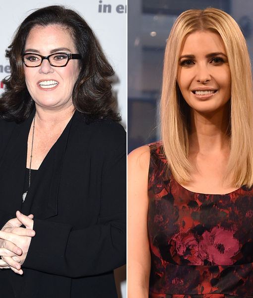 Rosie O'Donnell's Message to Ivanka Trump After NYC Run-In