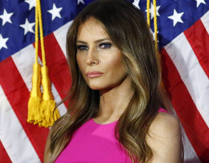 Melania Addresses Trump's Groping Comments: 'I Hope People Will Accept His Apology'