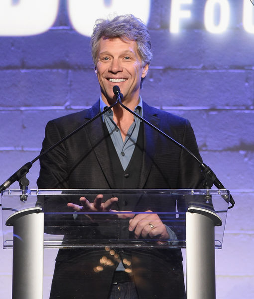 Jon Bon Jovi Celebrates 10-Year Anniversary of the Jon Bon Jovi Soul Foundation