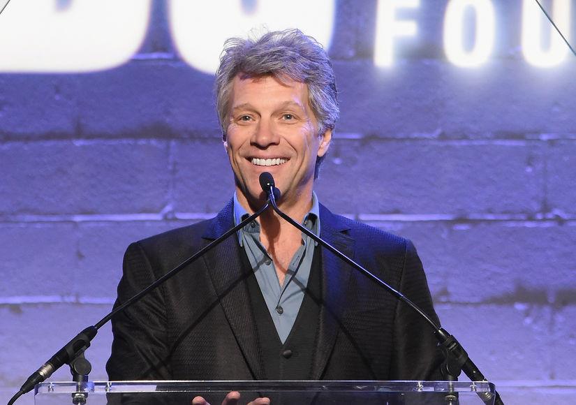 Jon Bon Jovi Celebrates 10-Year Anniversary of the Jon Bon Jovi Soul Foundation