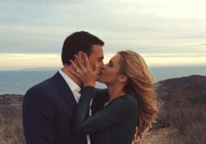 Ryan Lochte Is Engaged! (No Lie)