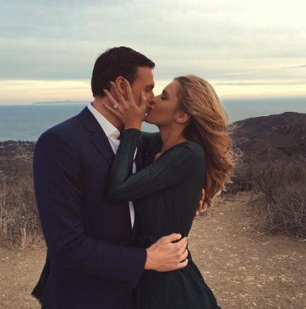 Ryan Lochte Is Engaged! (No Lie)