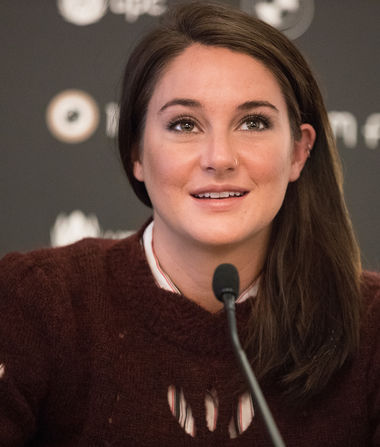 Shailene Woodley Arrested