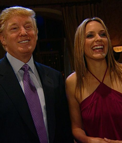 What You Didn't See When Donald Trump Made His 'Days of Our Lives' Cameo