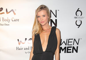 Joanna Krupa Shows Off Her Assets
