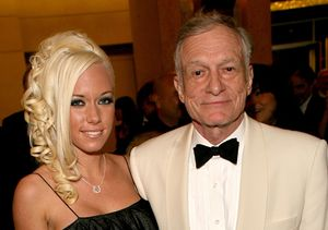 Hugh Hefner's Ex-GF Kendra Wilkinson Gives Update on His Health
