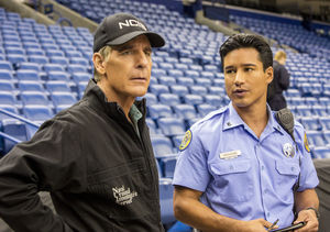 The 'NCIS: New Orleans' Cast All Wanted a Piece of Mario!