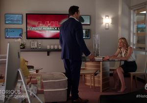Check Out an Exclusive Sneak Peek of This Week's 'Notorious'