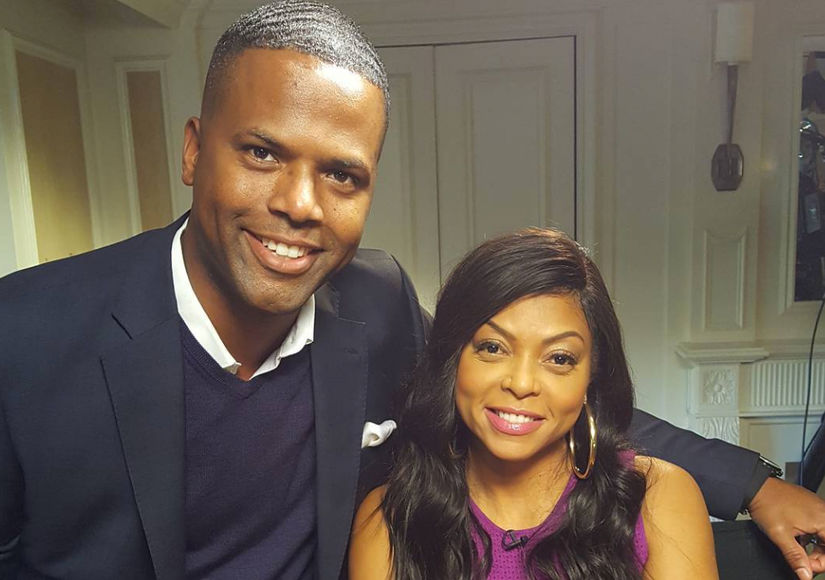 Taraji P. Henson Opens Up About Surviving Domestic Violence, Her New Memoir and More