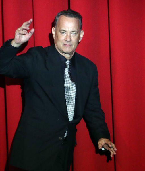 Tom Hanks Set for Hollywood Film Awards Honor