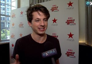 Charlie Puth on the iHeartRadio Jingle Ball Tour and Recording His New Album on…