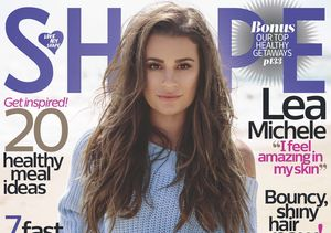 Lea Michele Is in Love... with Life