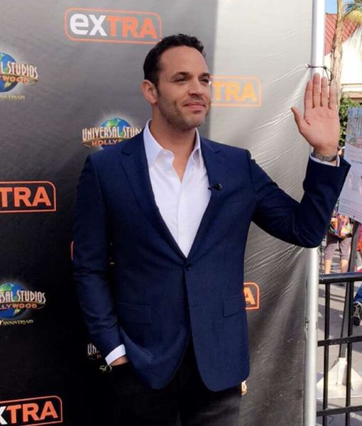 Daniel Sunjata on His Breakout Role on Hit Show 'Notorious'