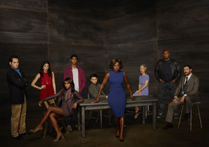 'How to Get Away with Murder' Cast Dishes on That Dead Body