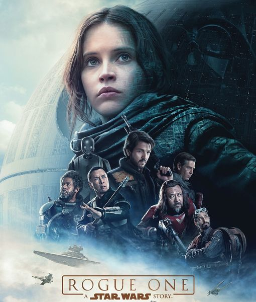 The New 'Rogue One: A Star Wars Story' Trailer Is Here!