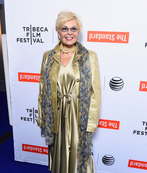 Roseanne Barr Transported to Hospital After Cringeworthy Injury