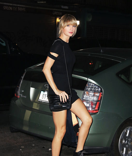Taylor Swift & Her Squad's Night Out at Kings of Leon Concert
