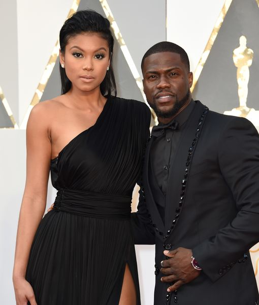 Kevin Hart & Eniko Parrish Reveal Son's Name at Baby Shower