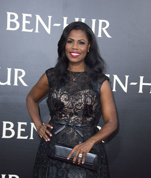 White House Staffer Omarosa Seeks Medical Attention at Hospital