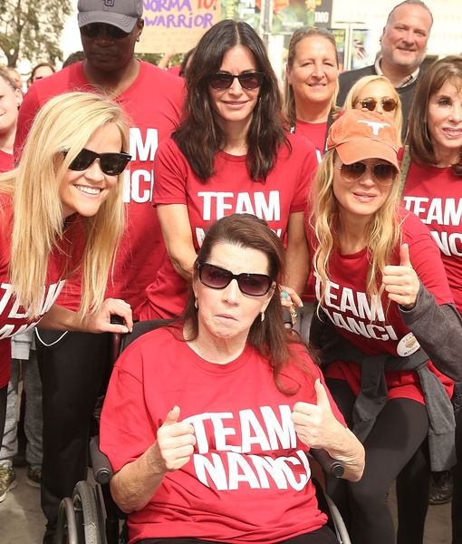 Hollywood Turns Out to Support Nanci Ryder at ALS Walk