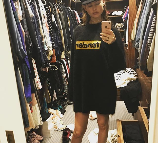 Behati Prinsloo Flaunts Post-Baby Body After Giving Birth to Adam Levine's…