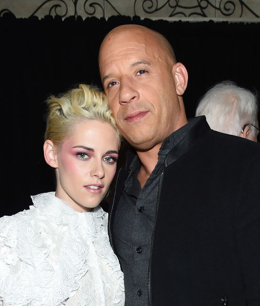 Kristen Stewart and Vin Diesel Talk 'Billy Lynn's Long Halftime Walk'