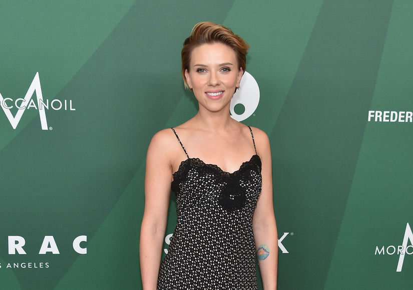Scarlett Johansson on Her Time with Daughter Rose: 'I'm Loving It'