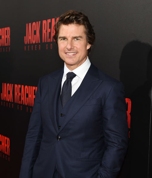 Tom Cruise Dishes on 'Mission Impossible 6'