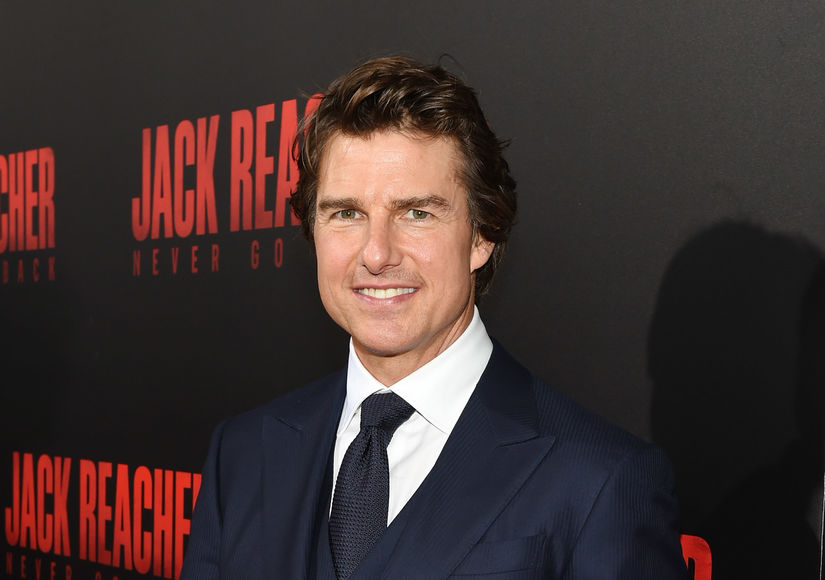 Tom Cruise Dishes on '...
