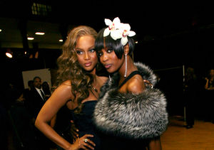 Model War? Tyra Banks Explains Why She's Still Afraid of Naomi Campbell