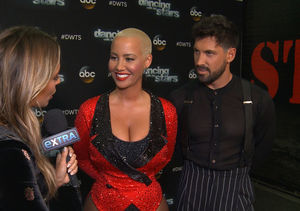 Maksim Chmerkovskiy & Amber Rose on Their Plans After 'DWTS' Elimination