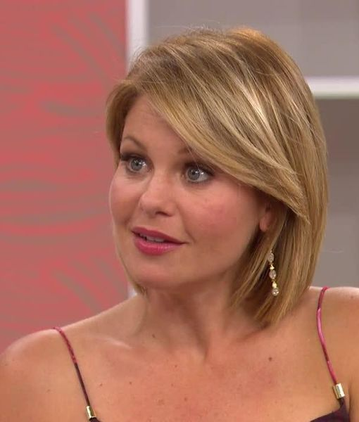 How Candace Cameron Bure Overcame Her Eating Disorder
