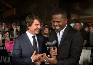 That Moment Your Phone Rings During a One-on-One with Tom Cruise