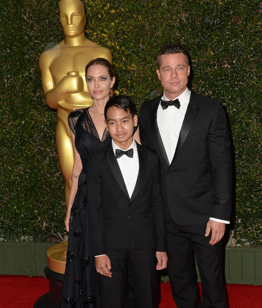 Brad Pitt Finally Has First Face-to-Face with Maddox Since Plane Incident —…