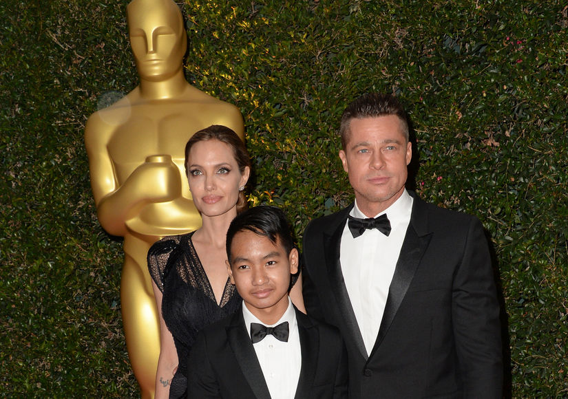 Has Brad Pitt Seen Maddox Since Alleged Plane Altercation?