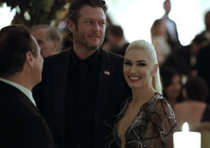 Gwen Stefani & Blake Shelton's Love Fest at the White House