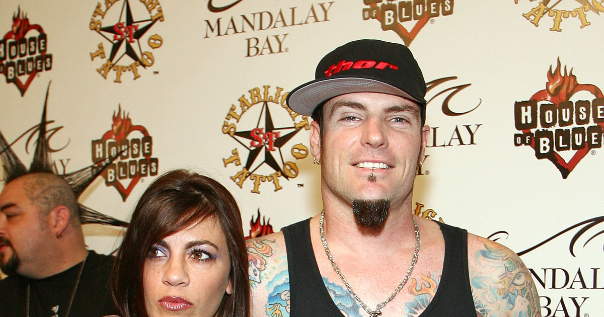 Vanilla Ices Wife Files For Divorce After Nearly 20 Years Together