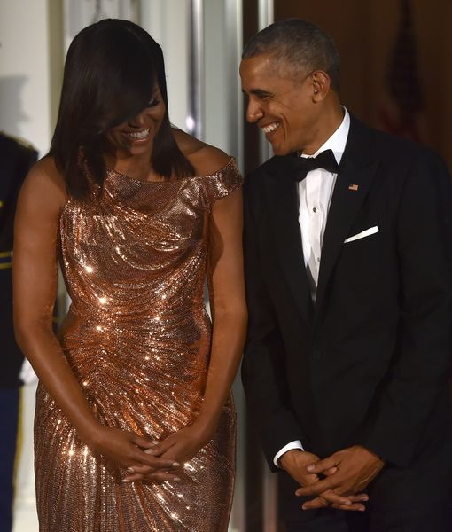 President Obama Promised First Lady 'Saved the Best for Last,' She Delivers