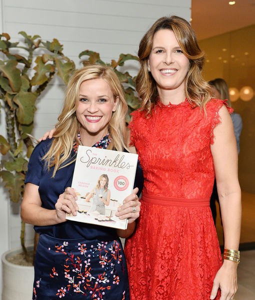 How Reese Witherspoon Sweetened Candace Nelson's Book Party