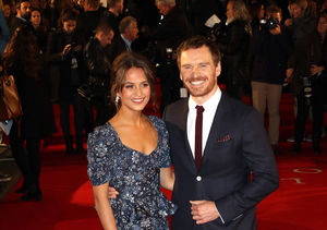 Are Alicia Vikander & Michael Fassbender Getting Married in Secret Wedding?