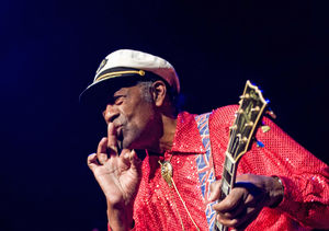 What Rock and Roll Legend Chuck Berry is Doing at 90