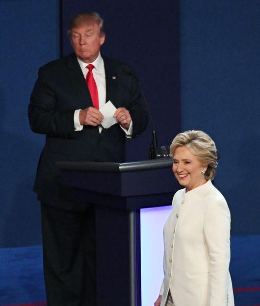 Trump vs. Clinton: Buzzworthy Moments from the Third and Nastiest Presidential…