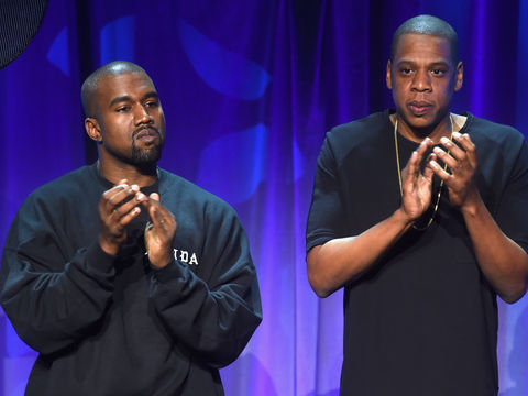 Extra Scoop: Rap Wars! Is Kanye West Feuding with Jay Z Over Their Kids?