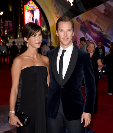 Benedict Cumberbatch's Wife Is Reportedly Pregnant Again!