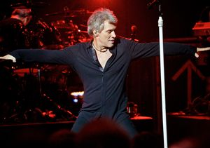 Bon Jovi Rocks Broadway with Brand-New Rock Anthems!