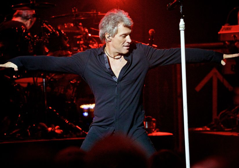 Bon Jovi Rocks Broadway with Brand-New Anthems!